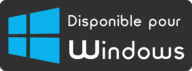 Disponible pour Windows
